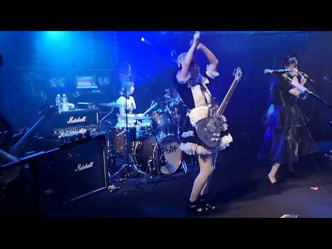 Paris 2019-06-23 20.41.53 BAND-MAID Waltz - Real Existence - Screaming