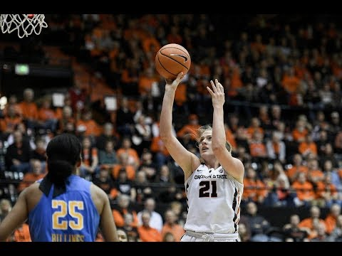 Recap: No. 15 Oregon State women's basketball upends No. 7 UCLA in overtime