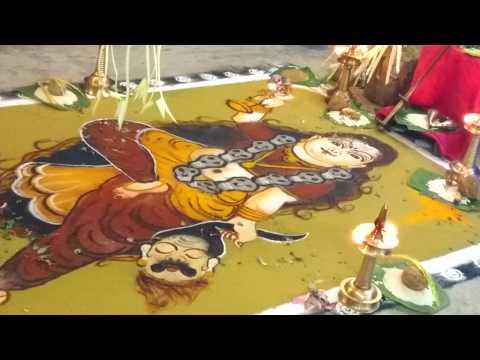 ദേവി തോറ്റം പാട്ട് DEVI THOTTAM PATTU 2 | AALU PARAMBIL PRATHISHTA DINAM ULSAVAM