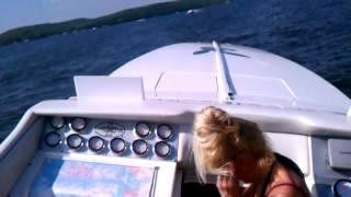 Playboy Cigarette Boat