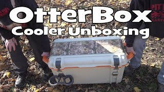 OtterBox Cooler Unboxing by the BBQ Pit Boys