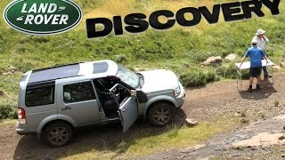 Land Rover Discovery Lr4 Ultimate Off Road Trial. Baboons Pass Lesotho, Southern Africa. Part-2