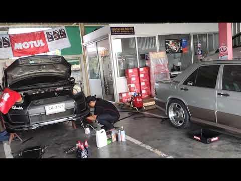 car repair in Thailand