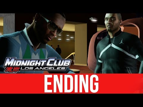 MIDNIGHT CLUB LOS ANGELES ENDING Part 35 - THE CITY CHAMP