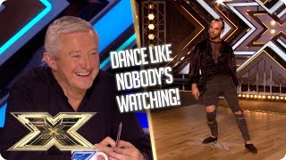 Jaw-dropping dance moves | The X Factor UK