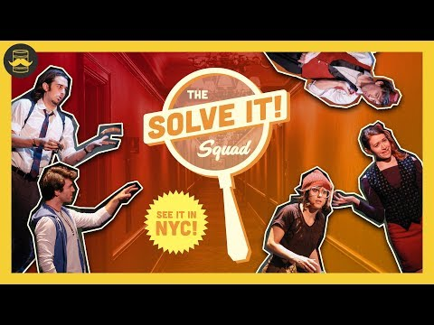 The Solve It Squad Off-Broadway TRAILER