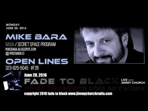 Ep. 475 FADE to BLACK Jimmy Church w/ Mike Bara: NASA and the Secret Space Program LIVE