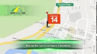San Pedro Sula siglo 21