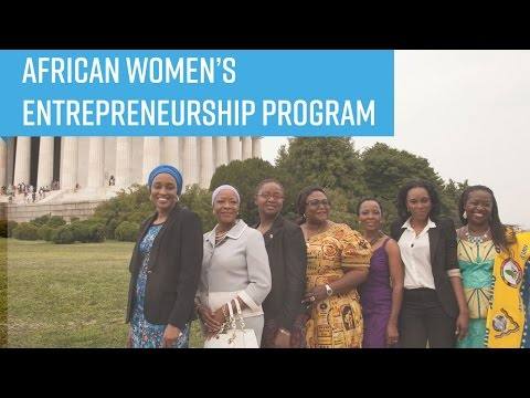 The African Women's Entrepreneurship Program (AWEP)