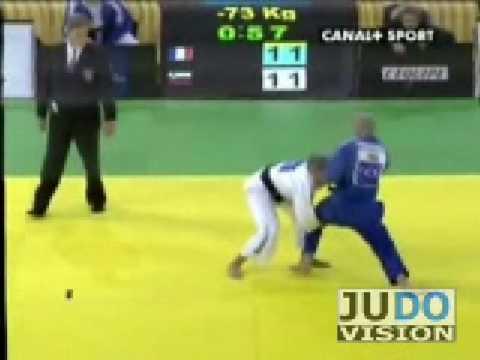 [-73kg] Daniel Fernandes (FRA) - Saso Jereb (SLO)