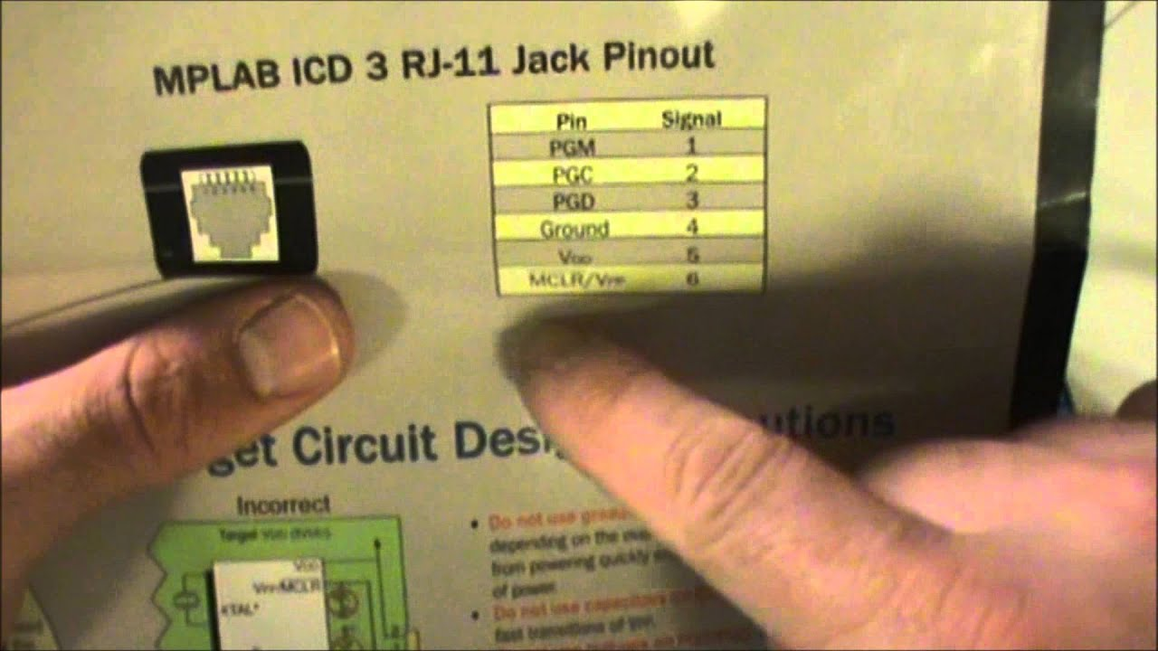 Pic Programmer Solution With Icsp In Circuit Serial Programming Method