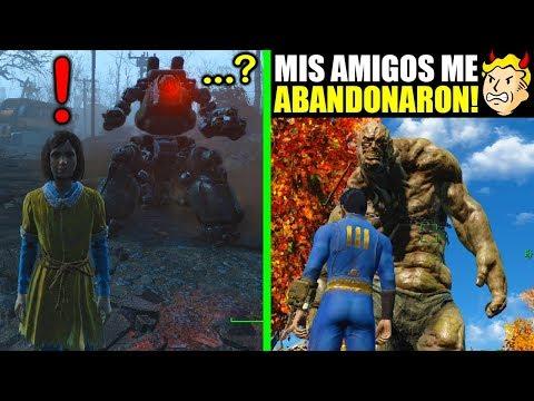 Los 7 Encuentros Random mas Raros en Videojuegos de FALLOUT