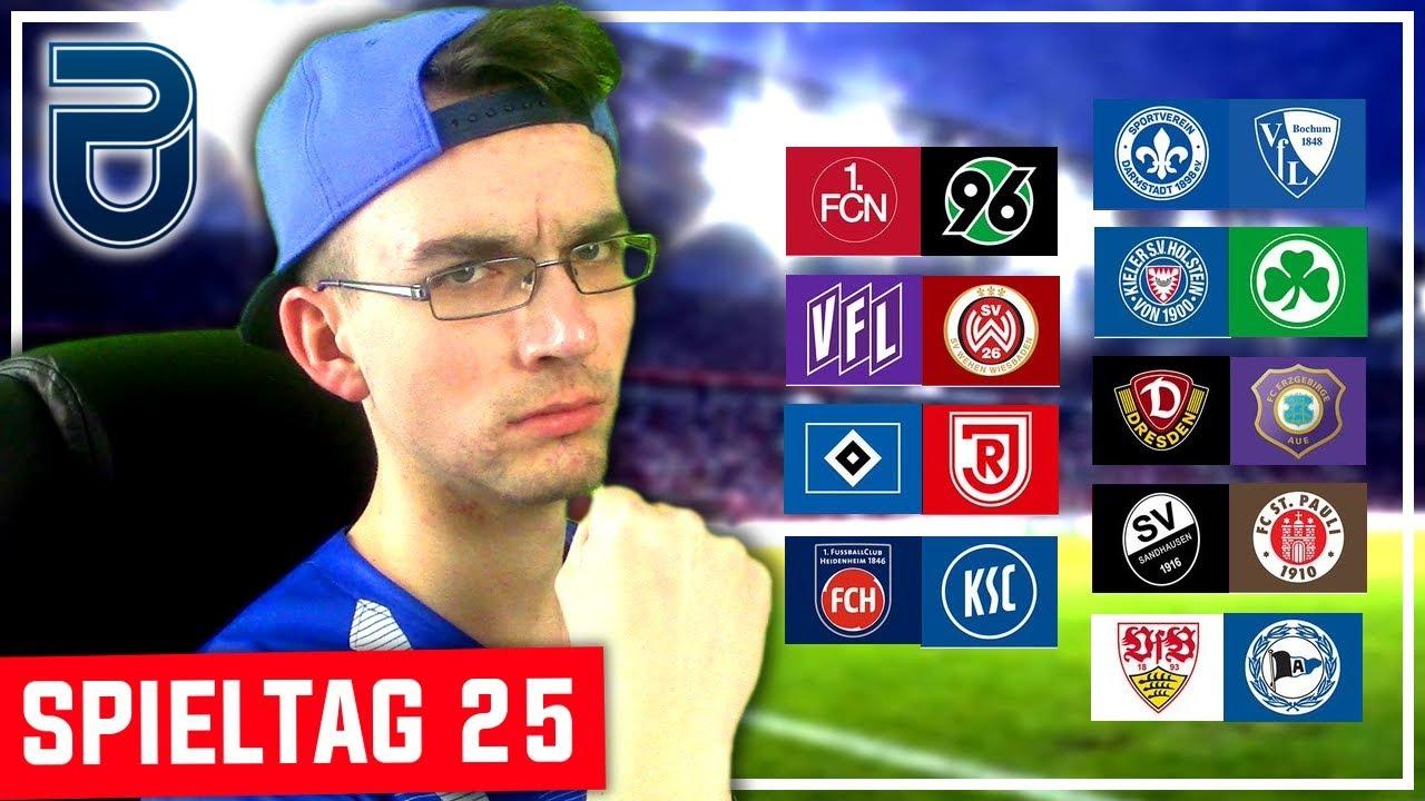 25. Spieltag Bundesliga