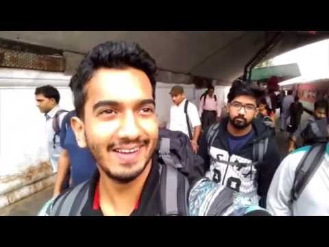 College-Travel-Work || A Journey through India || Video Collage