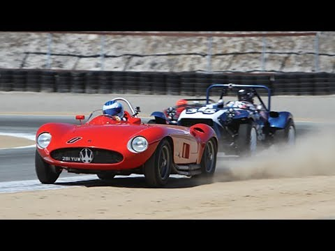 1947-1955 Sports Racing And GT Cars - 2017 Rolex Monterey Motorsport Reunion