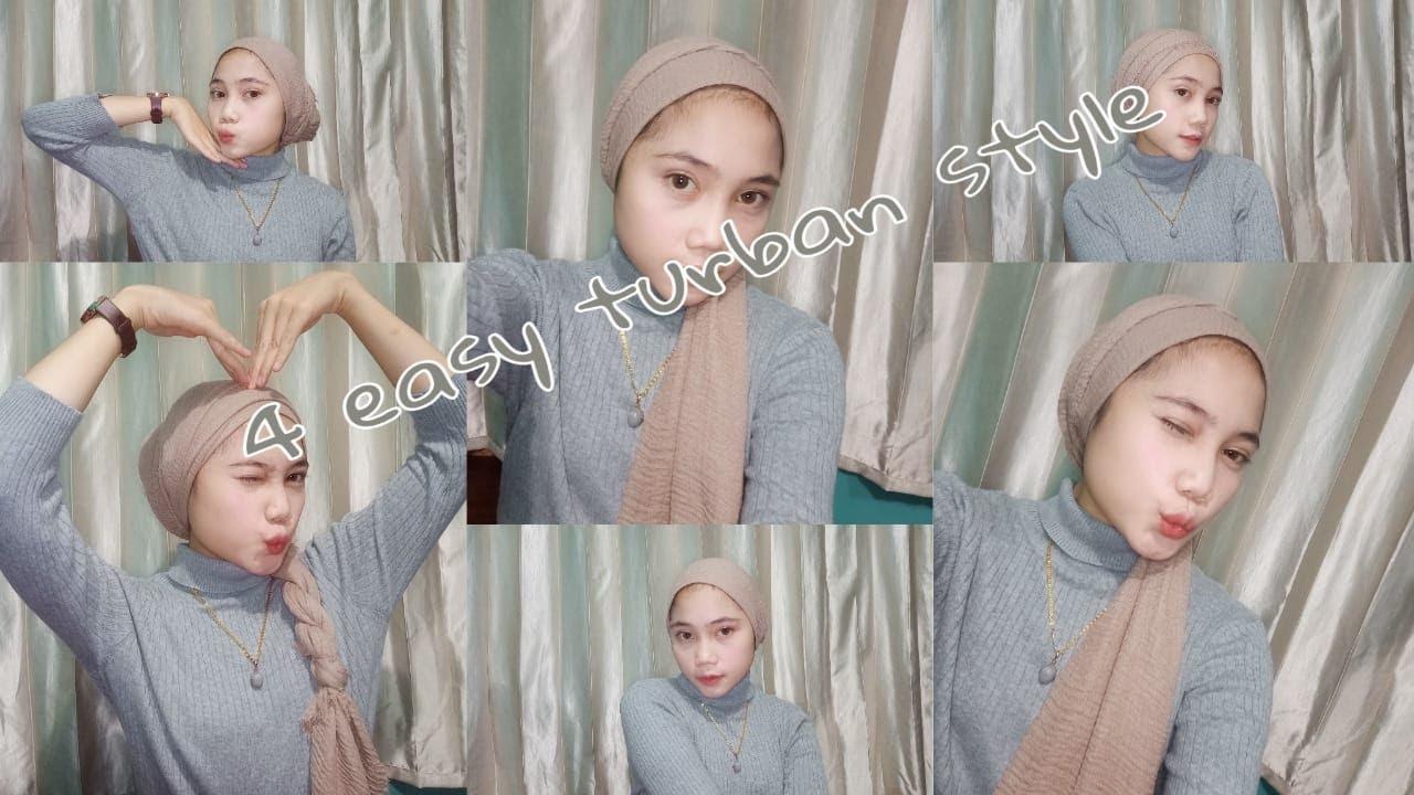 Download Tutorial Hijab Turban Nanadmardianad In Hd Mp4 3gp Codedfilm