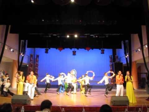 NÔNG THÔN NGÀY MỚI - Nhóm múa Thiên Hoa