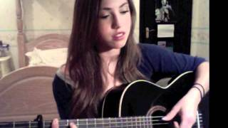 Time After Time - Cyndi Lauper (cover) Jess Greenberg