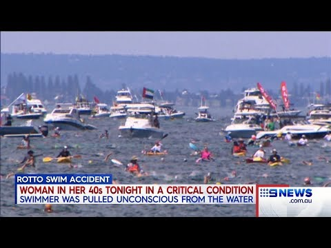 Rotto Swim | 9 News Perth