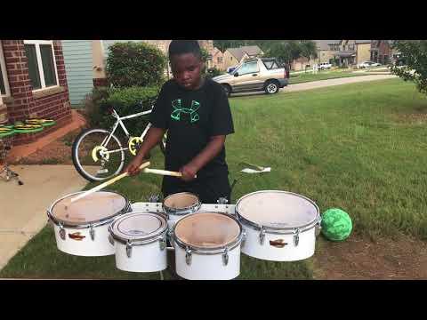 Awesome Drummer Jig 2 Quad Part Atlanta Drum Academy