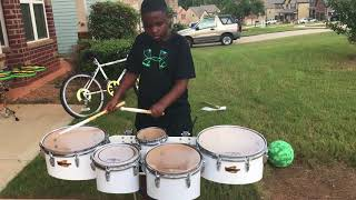 Awesome Drummer Jig 2 Quad Part Atlanta Drum Academy
