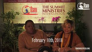 Discover how God can change your life in 2018 - Womb To Tomb Seminar