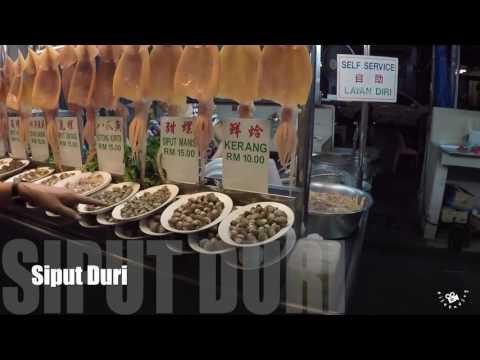 Penang 2017 Ep3: Dinner Time! Gurney Drive Penang