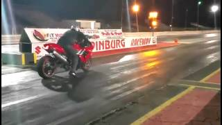 Zx14 1/4mile test pass