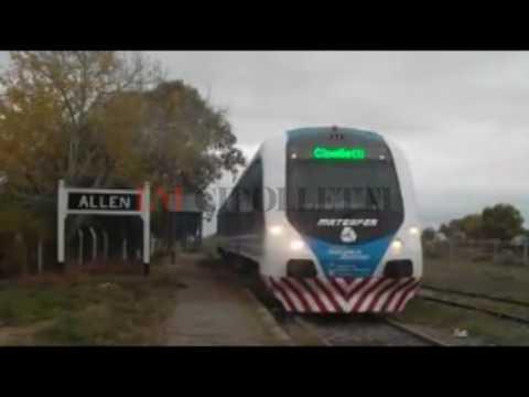 Probaron el tren hasta Roca y crecen las expectativas de unir la región