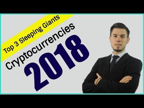Top 3 Sleeping Giants For Millionaire In 2018