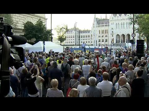 بدء سلسلة من المظاهرات تهدف لإسقاط الرئيس المجري أوربان…  - نشر قبل 7 ساعة