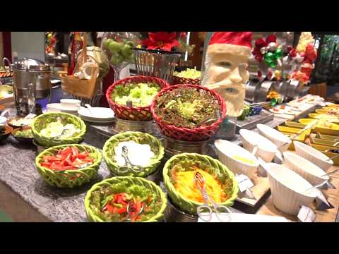 Festive Buffet at Marco Polo Plaza Cebu