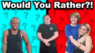 SML VLOG: Would You Rather?!