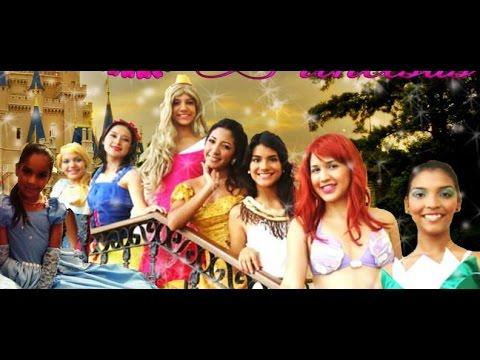 El Encuentro de las Princesas (Cortometraje)
