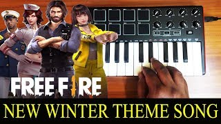 Free Fire | New Update Theme | Song By Raj Bharath | 2020