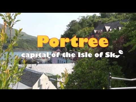 Hot Highlands, part 3: Portree