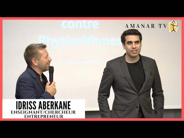 Conférence 2019 Idriss Aberkane - Christophe Pain ⎥Amanar TV