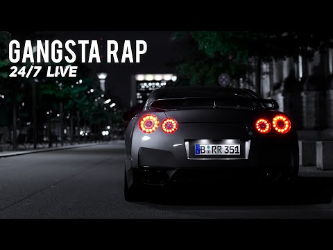 Hard Rap Music | 24/7 Hype Rap & Trap Radio - Bass Boosted