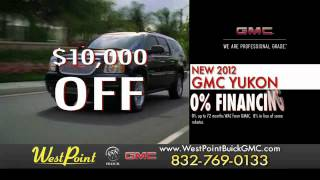GMC Sales at West Point Buick GMC
