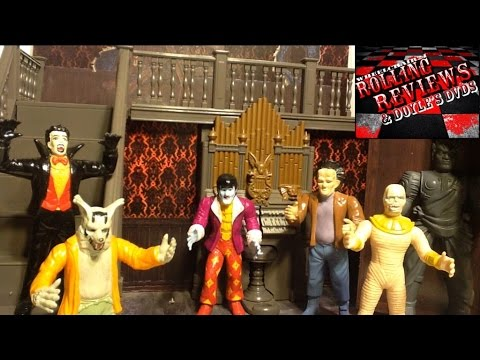 Review: Haunted Hillhurst House Playset from Big Bad Beetleborgs