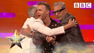 Why quitting Take That was so hard for Gary Barlow - BBC