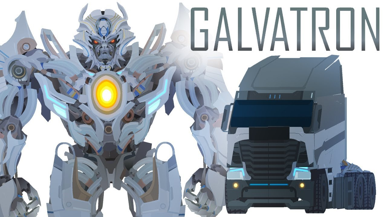 Galvatron Short Flash Transformers Series Youtube