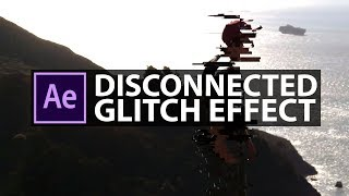 Download lagu After Effects: Disconnected Glitch Effect!