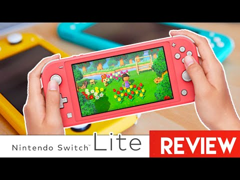Is The Nintendo Switch Lite Worth Buying?