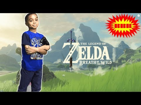 Benny Takes on Zelda with a Switch (Part One)