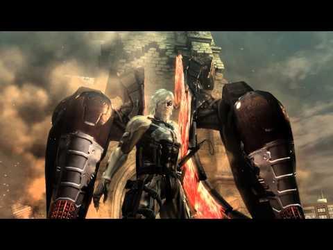 Metal Gear Rising  Revengeance Guard Duty