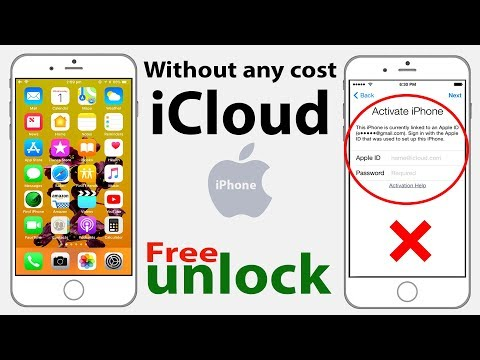 Without cost how to iPhone Activation iCloud Permanently Remove Unlock
