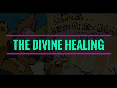 The Divine Healing - Rev Prof Dr K M Christopher