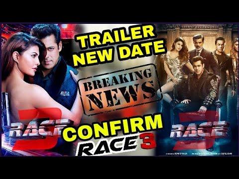 RACE 3 Trailer | New Release date confirm | Race 3 Trailer Salman khan | jacqueline fernandez thumbnail