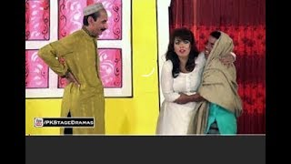 Gudu kamal Nonstop Comedy Clips 2018 - Pakistani Stage Dramas Most Funny Scenes